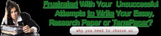 Research Paper or TermPaper